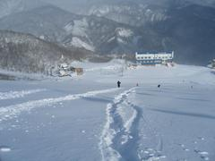 Hakuba Happo-one ski resort open!!!