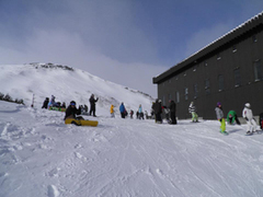 Panorama slope open!!