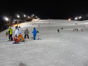 Night ski